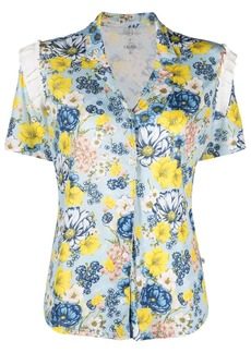 Viktor & Rolf floral-print pyjama top