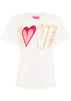 Viktor & Rolf Love slogan T-shirt