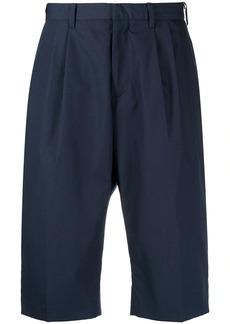 Viktor & Rolf pleated-waist chino shorts