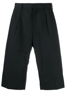 Viktor & Rolf pressed-crease tailored shorts