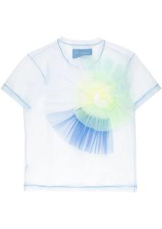 Viktor & Rolf sheer T-shirt