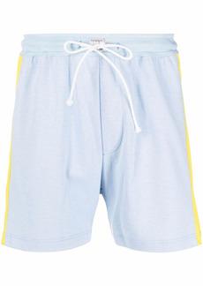 Viktor & Rolf side stripe detail shorts