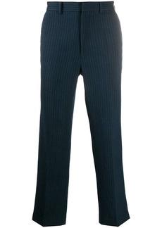 Viktor & Rolf stripe-print straight trousers