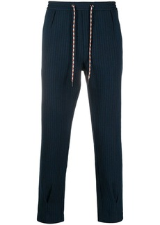 Viktor & Rolf striped relaxed trousers