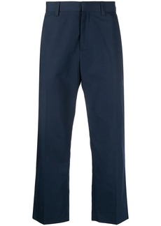 Viktor & Rolf tailored cropped trousers