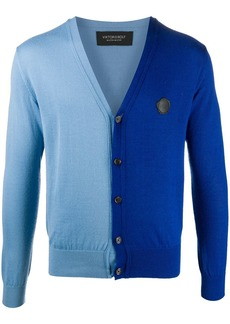Viktor & Rolf two-tone buttoned cardigan