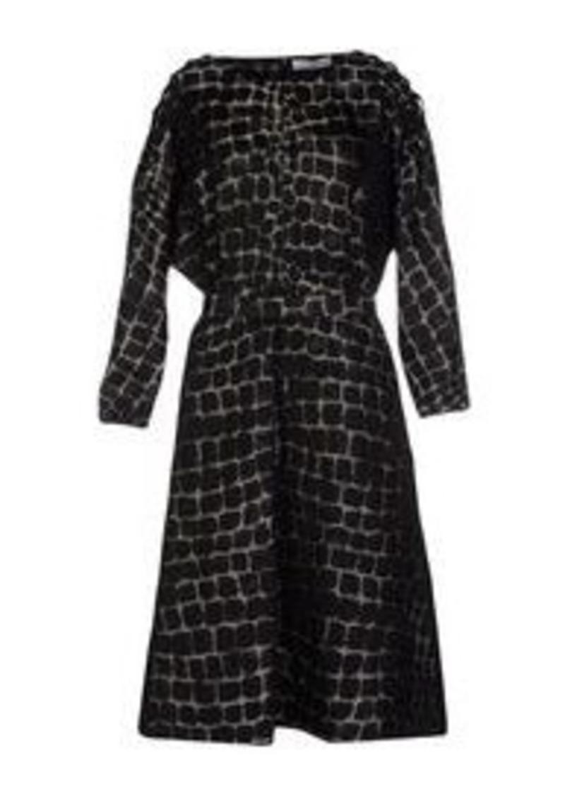 viktor rolf viktor rolf knee length dress dresses shop it to me. Black Bedroom Furniture Sets. Home Design Ideas