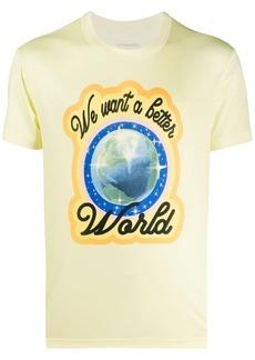 Viktor & Rolf graphic-print T-shirt