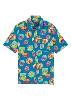 Vilebrequin Charli Indian Resorts Short-Sleeve Shirt