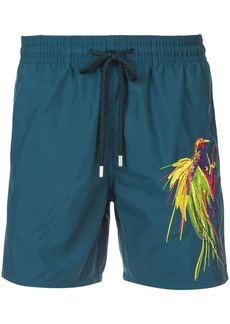 Vilebrequin embroidered swim shorts