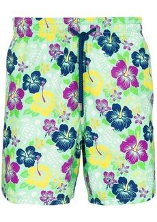 Vilebrequin floral-print swim shorts