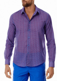 Vilebrequin Men's Marbella 11th Aug Sport Shirt
