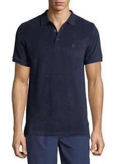 Vilebrequin Men's Terry Knit Polo Shirt