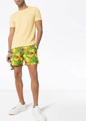 Vilebrequin Moorea floral print swim shorts