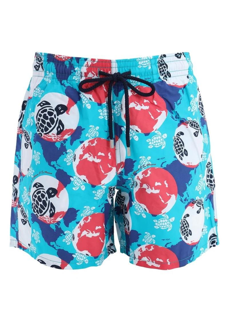 Vilebrequin Moorea Nylon Swim Shorts