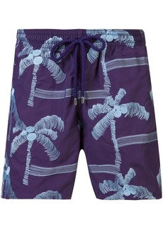 Vilebrequin palm tree swim shorts