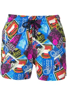 Vilebrequin Queen printed swim shorts