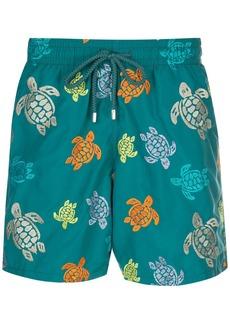 Vilebrequin turtle print swimming shorts