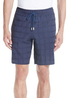 Vilebrequin Carreaux Check Voile Shorts