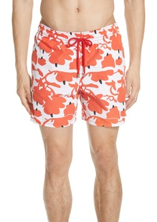 Vilebrequin Donald Sultan Swim Trunks