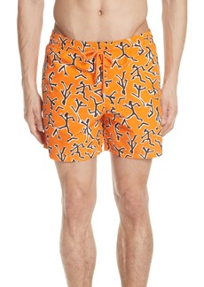 Vilebrequin Fire Dance Swim Trunks