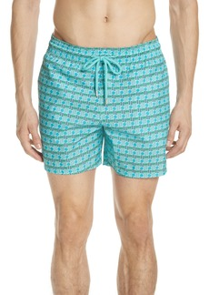 Vilebrequin Four Elements Swim Trunks