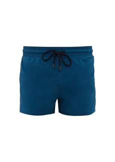 Vilebrequin High-cut stretch-shell swim shorts