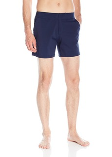 Vilebrequin Men's Merise Solid Swim Trunk
