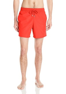 Vilebrequin Men's Moorea Solid Swim Trunk