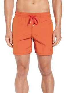 Vilebrequin Microstripe Swim Trunks