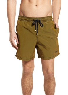 Vilebrequin Microstripes Swim Trunks