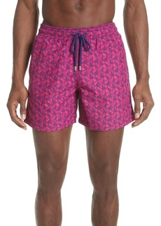 Vilebrequin Mini Octopus Print Swim Trunks