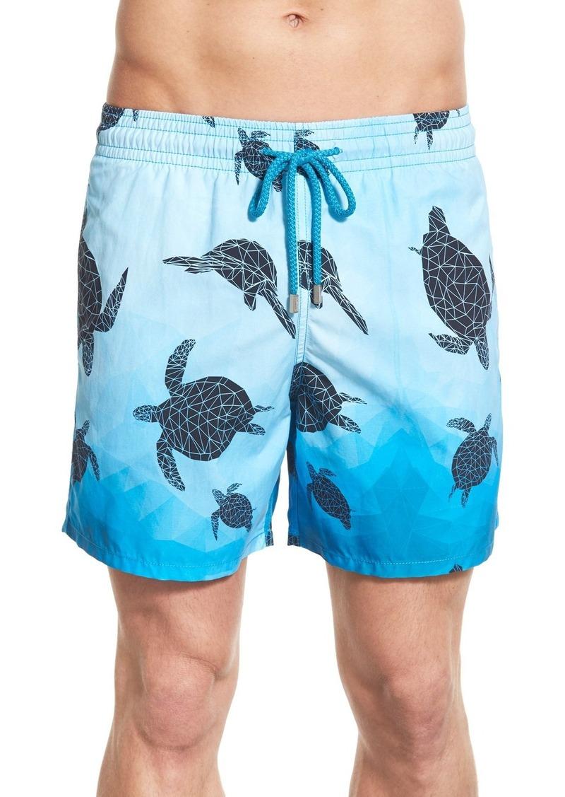 222fc8f3cf4 Vilebrequin Vilebrequin  Moorea - 3D Turtles  Swim Trunks