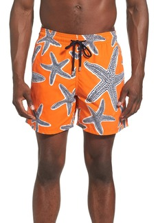 Vilebrequin 'Moorea - Starfish' Swim Trunks