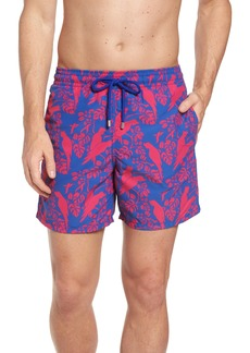 Vilebrequin Moorea Cacatoès Swim Trunks