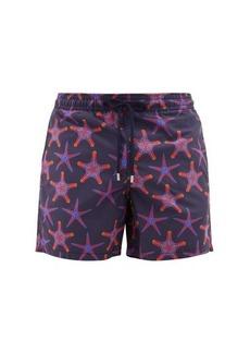 Vilebrequin Moorea starfish-print swim shorts