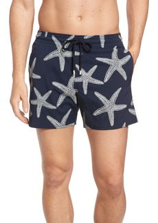 Vilebrequin Moorise Glow in the Dark Starlette Swim Trunks