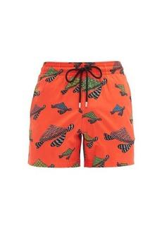 Vilebrequin Moorise turtle-print swim shorts