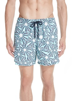 Vilebrequin Oursinade Print Swim Trunks