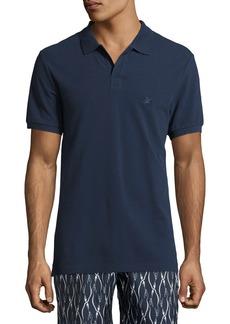 Vilebrequin Palan Cotton Piqué Polo Shirt