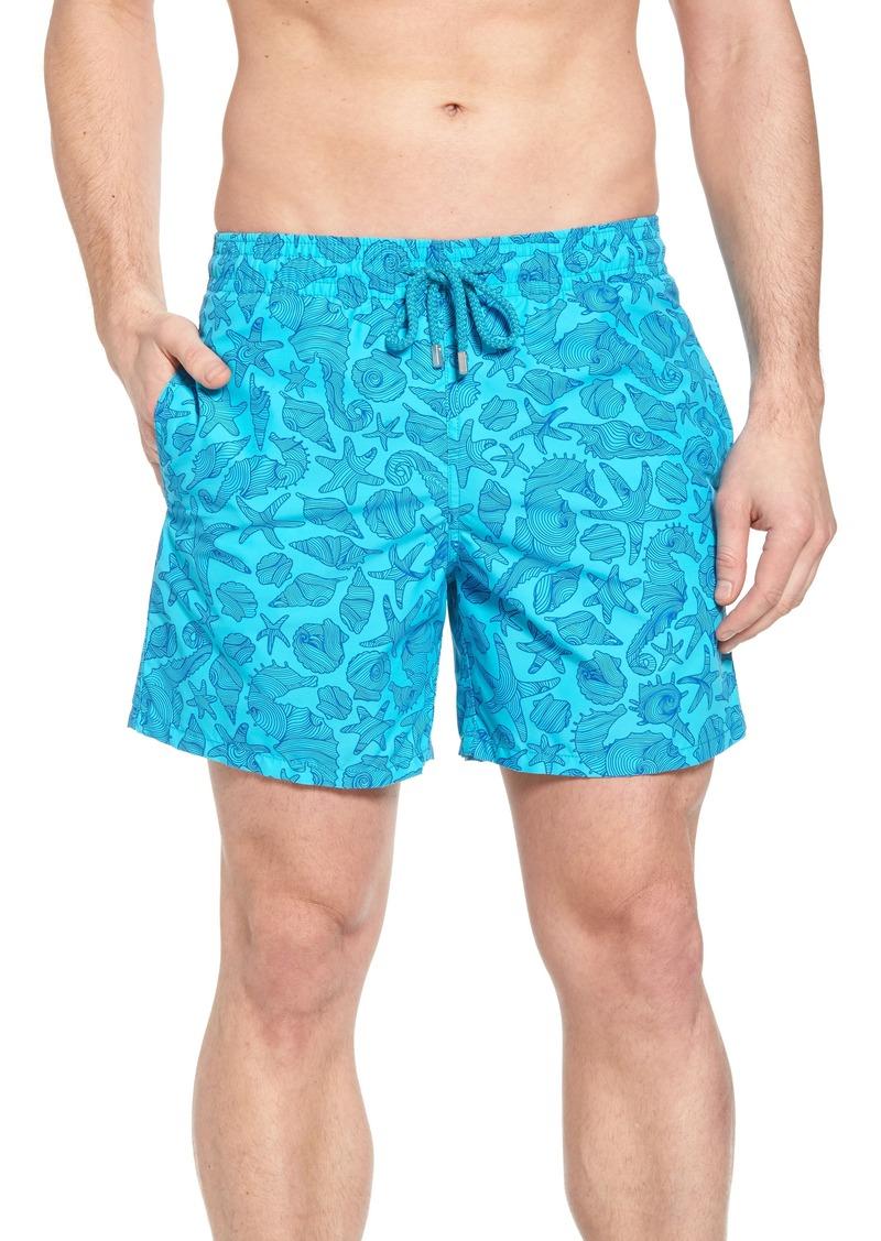 366dab5150 Vilebrequin Vilebrequin Seahorse Print Swim Trunks | Swimwear