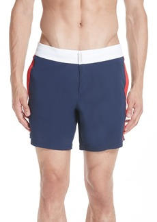 Vilebrequin Tricolor Swim Trunks