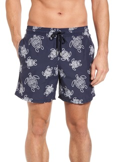 Vilebrequin Turtles Swim Trunks