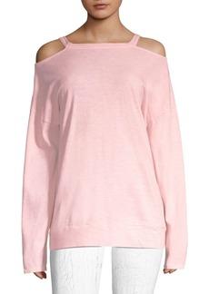 Vimmia Repose Cold Shoulder Pullover