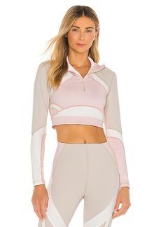 Vimmia X CB Half Zip Pullover Top