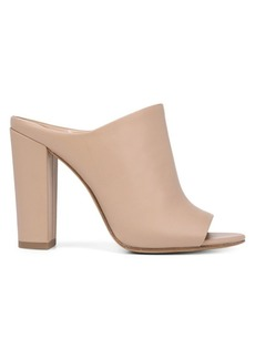Vince Aloral Heeled Leather Mules