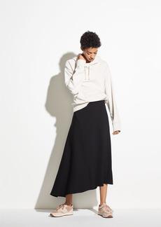 Vince Asymmetric Seam Skirt