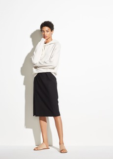 Vince Asymmetric Skirt