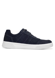Vince Barnett Suede Low-Top Sneakers