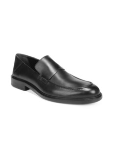 Vince Barry Leather Penny Loafers